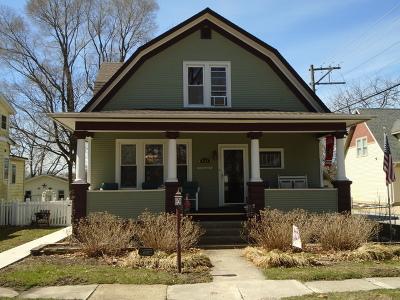 Beecher Single Family Home For Sale: 434 Prairie Avenue
