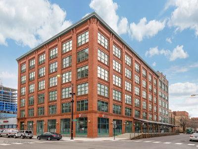 Condo/Townhouse For Sale: 1017 West Washington Boulevard #7APH