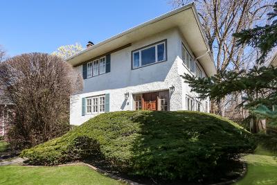 Oak Park Single Family Home For Sale: 810 Fair Oaks Avenue