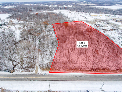 Romeoville Residential Lots & Land For Sale: 13676 High Road