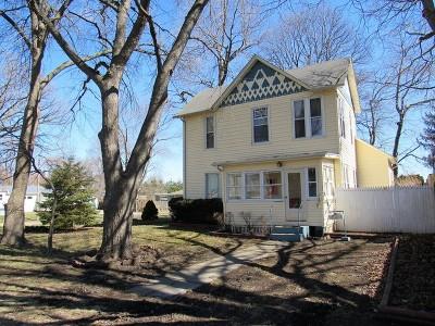 Weldon Single Family Home For Sale: 28 Walnut Street