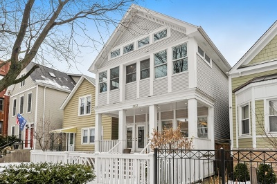 Single Family Home For Sale: 1933 West School Street