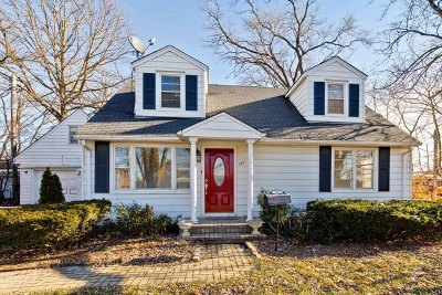 Barrington Single Family Home For Sale: 123 South Hager Avenue