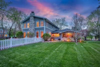 Glen Ellyn Single Family Home For Sale: 760 Western Avenue