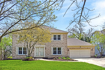 West Dundee Single Family Home For Sale: 2447 Kittridge Drive