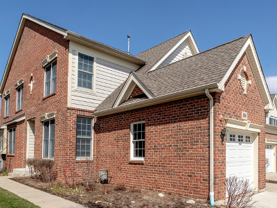 Hawthorn Woods Condo/Townhouse For Sale: 29 Red Tail Drive