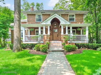 Glen Ellyn Single Family Home For Sale: 670 Forest Avenue