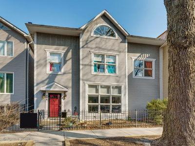 Single Family Home For Sale: 924 West Montana Street
