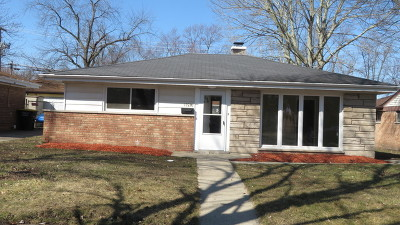Lansing Single Family Home For Sale: 17936 Wildwood Avenue