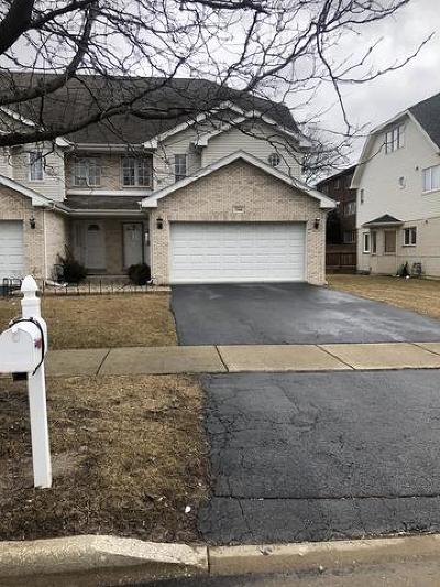 Palos Heights, Palos Hills Condo/Townhouse For Sale: 7918 West 105th Street