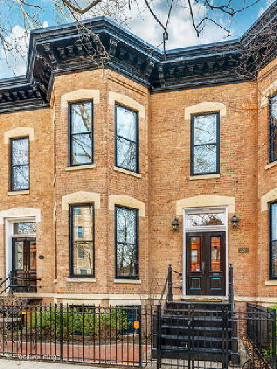 Single Family Home Contingent: 2241 North Cleveland Avenue