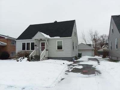 Oak Lawn Single Family Home Price Change: 5401 Alexander Place