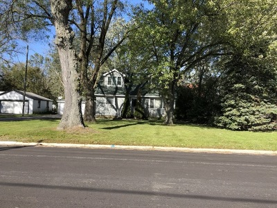 Willowbrook Single Family Home For Sale: 106 79th Street