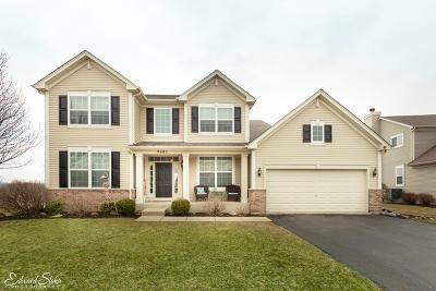 Huntley Single Family Home Price Change: 9682 Baumgartner Street