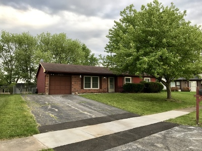 Bolingbrook Single Family Home Contingent: 321 Pierce Court