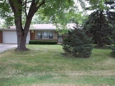 New Lenox Single Family Home For Sale: 105 Roy Street