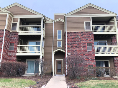 Bloomingdale Condo/Townhouse Contingent: 208 Glengarry Drive #302