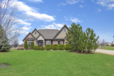 Manhattan Single Family Home For Sale: 12604 South Old Farm Road