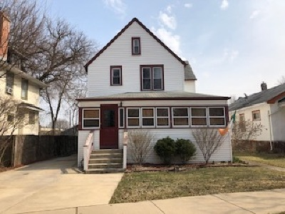 La Grange Single Family Home For Sale: 79 Bluff Avenue