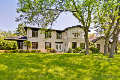 Lake Forest Single Family Home For Sale: 1901 Surrey Lane