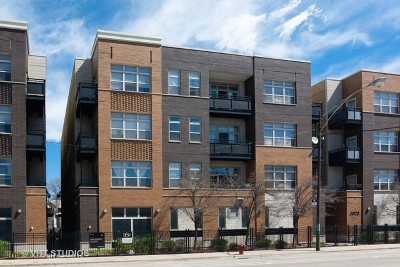 Condo/Townhouse For Sale: 2933 North Clybourn Avenue #401