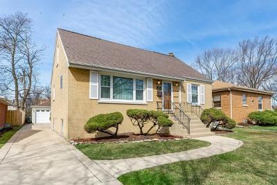 La Grange Park Single Family Home For Sale: 1440 North Maple Avenue