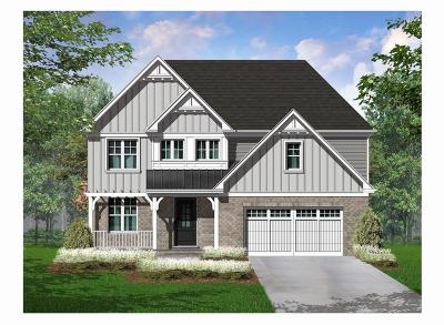 Burr Ridge Single Family Home For Sale: 7213 Lakeside (Lot 5) Circle