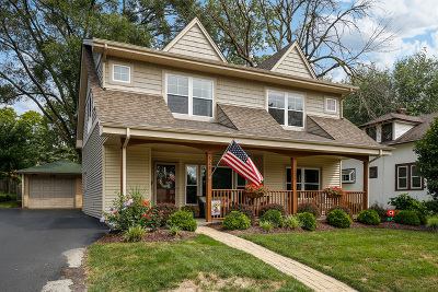 Downers Grove Single Family Home For Sale: 328 55th Street
