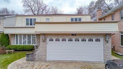 Skokie Single Family Home For Sale: 5261 Farwell Avenue