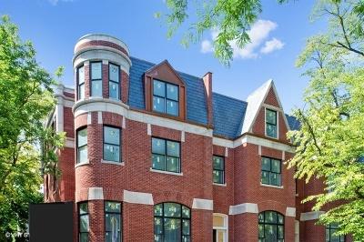Single Family Home For Sale: 507 West Menomonee Street