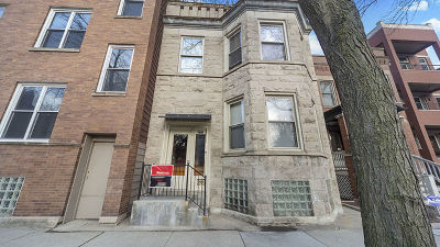 Multi Family Home For Sale: 3721 North Damen Avenue