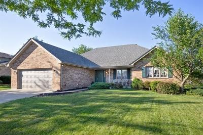 Romeoville Single Family Home For Sale: 935 Harvard Court