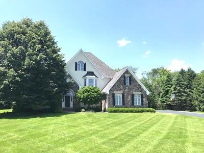 Crystal Lake Single Family Home For Sale: 6614 Oakwood Manor Drive