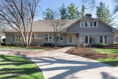 Hinsdale Single Family Home For Sale: 818 West Hickory Street