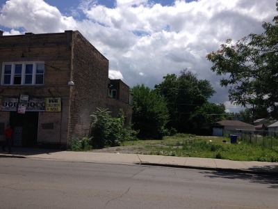 Chicago Residential Lots & Land For Sale: 3411 West Armitage Avenue