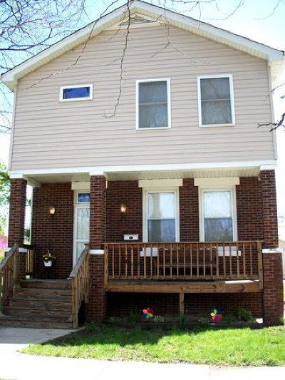 Posen Single Family Home For Sale: 14305 South Blaine Avenue