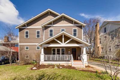 Downers Grove Single Family Home For Sale: 540 Davis Street