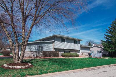 Oak Forest Condo/Townhouse For Sale: 5246 Woodland Drive #E2