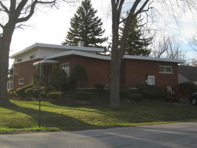 Tinley Park Single Family Home Re-Activated: 17652 66th Court