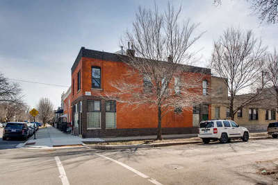 Multi Family Home For Sale: 2159 West Erie Street