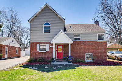 Homewood Single Family Home For Sale: 2149 Downey Road