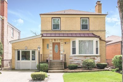 Single Family Home For Sale: 2639 West Jarlath Street West