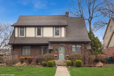 Hinsdale Single Family Home For Sale: 633 South Washington Street