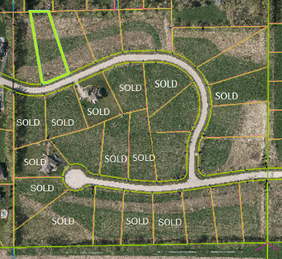 Spring Grove Residential Lots & Land Price Change: 3296 Cornflower Way