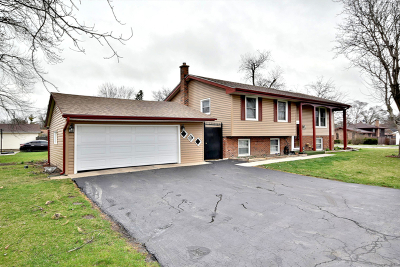 Bensenville Single Family Home Contingent: 4n570 Church Road