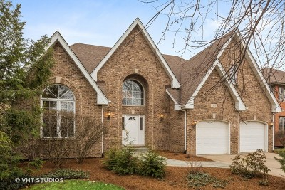 Westmont Single Family Home For Sale: 1308 Ridge Road