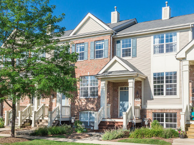 Bartlett Condo/Townhouse For Sale: 354 Broadmoor Lane
