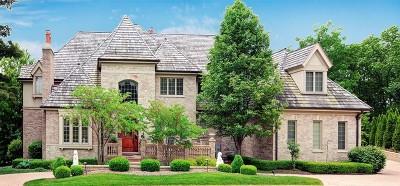 Burr Ridge Single Family Home For Sale: 9705 Pacific Court