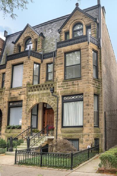Single Family Home For Sale: 841 West Belden Avenue