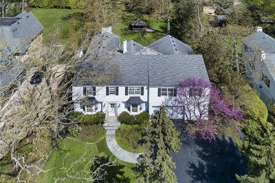 Winnetka Single Family Home For Sale: 225 Woodlawn Avenue